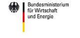 Logo des Bundesministerium für Wirtschaft und Energie