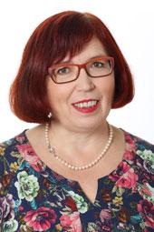 Portrait von Dagmar Fleckenstein