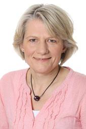 Portrait von Susanne Gerber