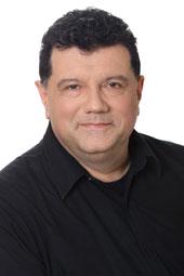 Portrait von Volker Fenchel