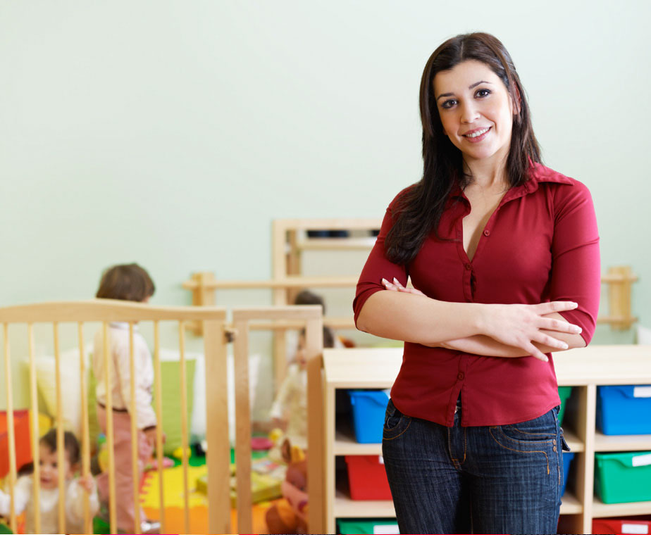 Erzieher und Kinderpfleger können sich weiterbilden