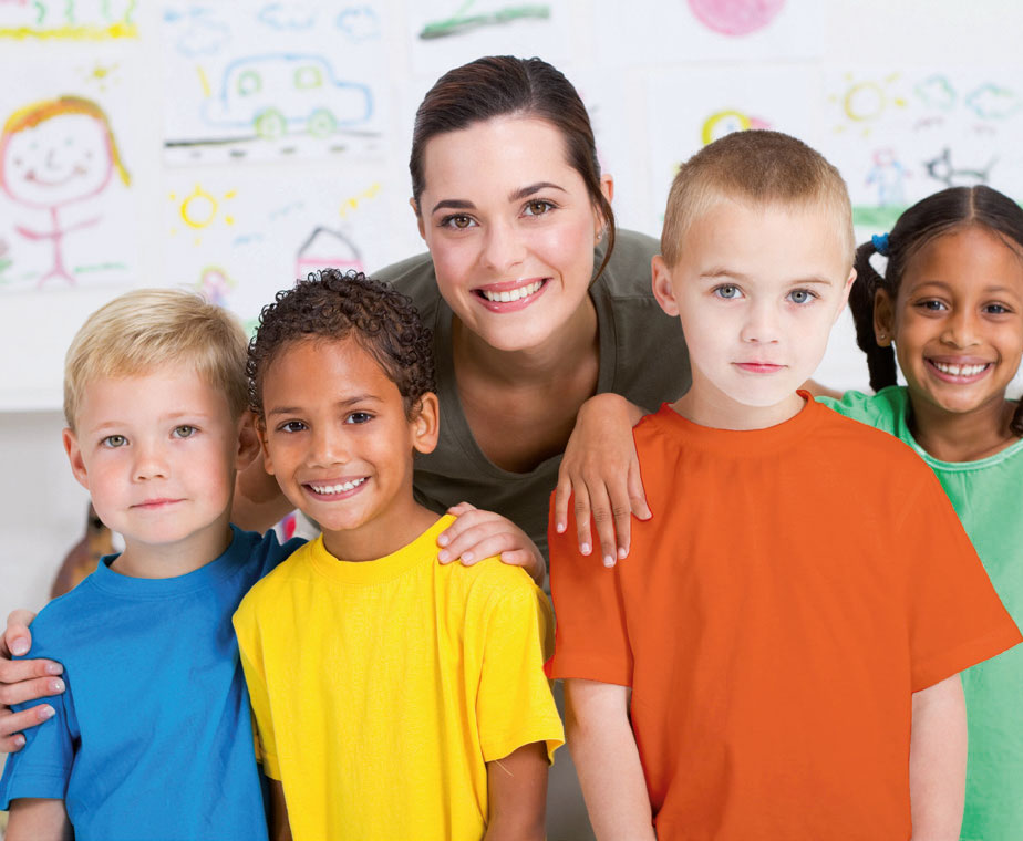 In Seminaren können sich Kinderpfleger und Erzieher weiterbilden